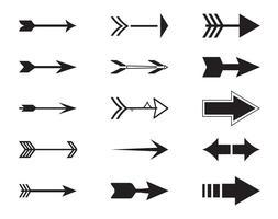 Flèches Vector