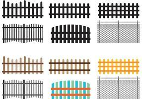 Vecteurs de clôtures