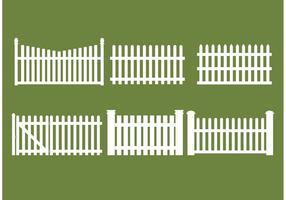 Vecteurs de clôture droite vecteur