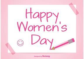 Illustration de la fête des femmes