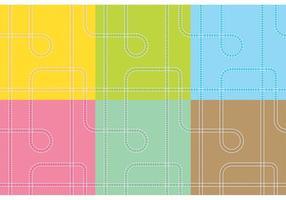 Patterns Railroad vectorielles