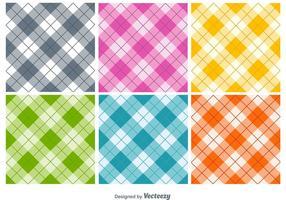 Motifs textiles sans couture vecteur