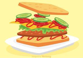 Vecteur sandwich