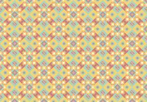 Contexte du motif abstrait autochtone vecteur
