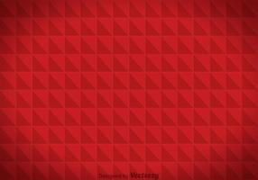 Contexte Abstarct Triangle rouge vecteur