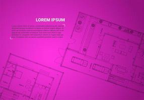 Vecteur de fond architecturaux gratuit