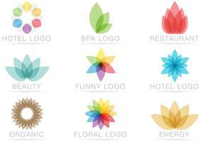 Des vecteurs de logo transparents