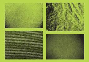 Vecteurs de tissu grunge vecteur