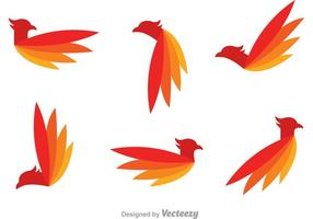 Vecteurs logo faucon vecteur