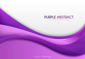 Fond de vecteur abstraite violet gratuit
