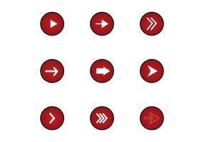 Plus de vecteurs d'icônes vecteur