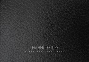 Fond de texture en cuir vecteur