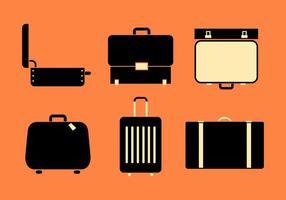Vecteurs de valises