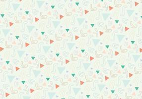 Contexte de motif abstrait vecteur
