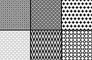 Formes géométriques sans soudure vecteur