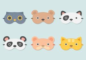 Masque de sommeil Animal