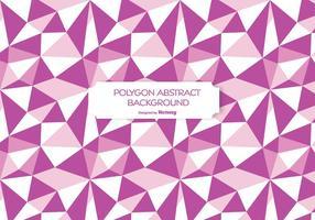 Illustration de fond de polygone abstraite