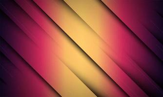 abstrait avec un style coloré et moderne
