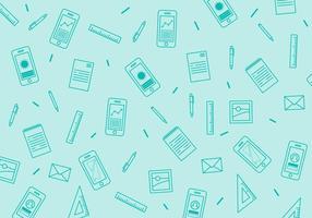 Free Iphone 6 Pattern # 7 vecteur