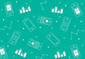 Free Iphone 6 Pattern # 1 vecteur