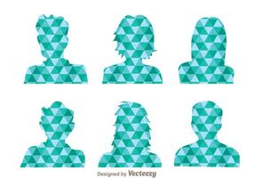 Blue mosaic default avatar