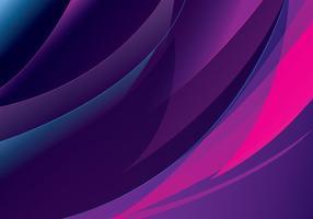 Vecteur abstrait violet