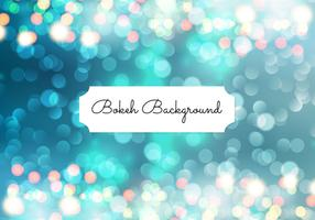 Beau fond abstrait de Bokeh vecteur