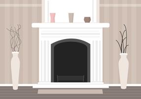 Vecteur de cheminée gratuit