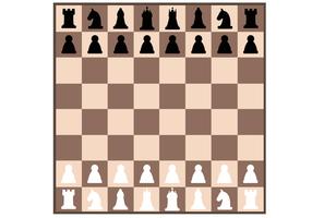 Vecteur d'échecs gratuit