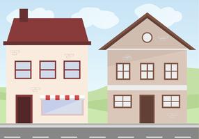 Vecteur maison gratuit