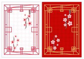 Graphique japonais gratuit de Soroban vecteur