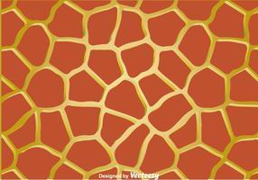 Girafe print abstract background vecteur