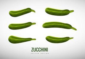 Vecteur Zucchini