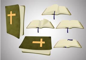 Vecteurs de la Bible