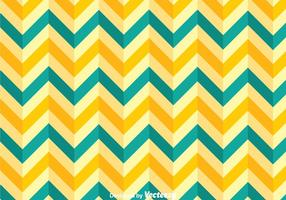 Fond zig zag pattern
