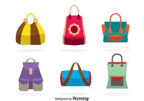 Vecteurs de sacs vecteur