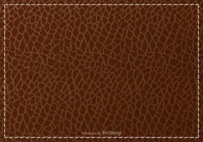 Fond d'écran gratuit en cuir de crocodile vecteur