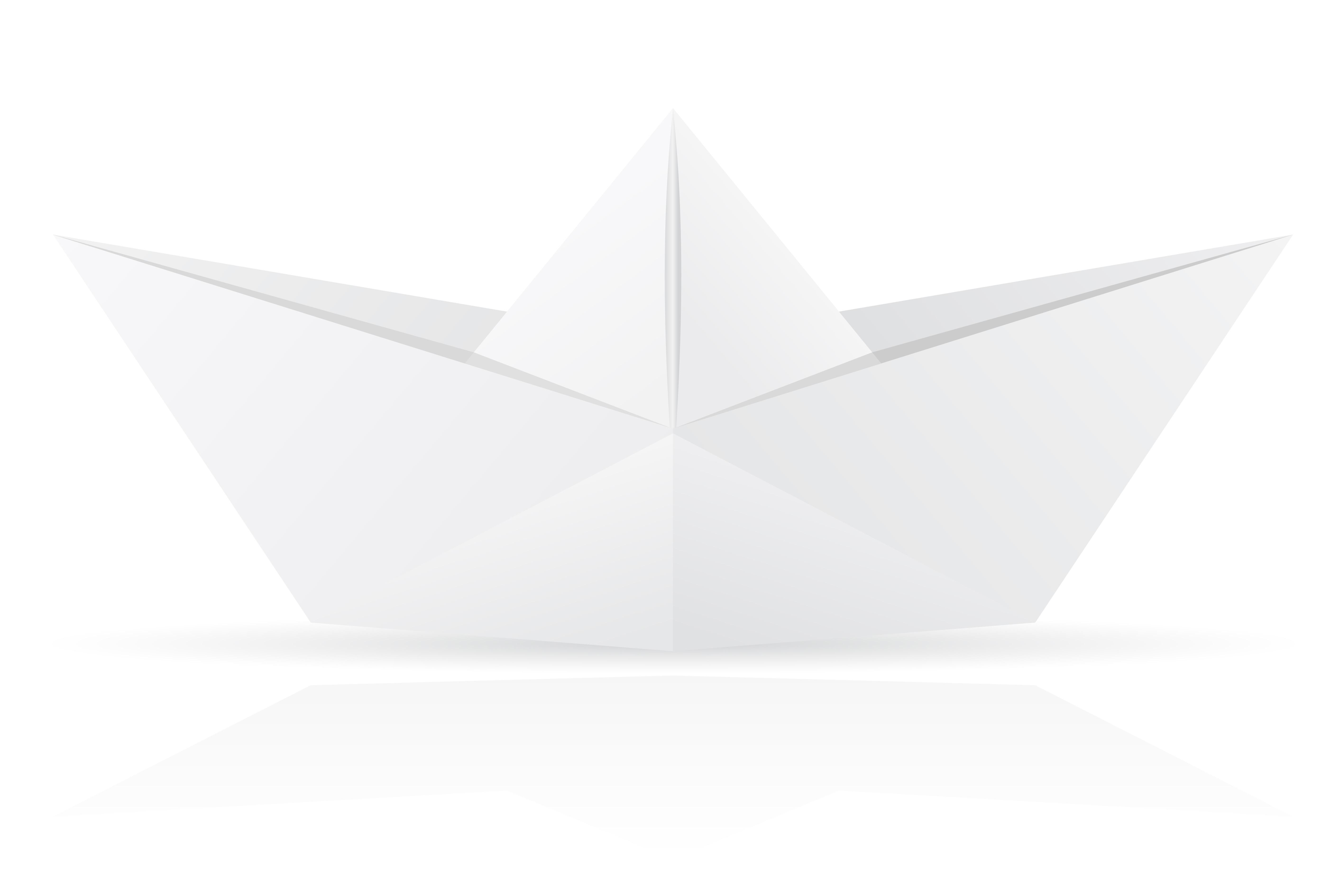 Illustration Vectorielle De Bateau En Papier Origami Telecharger Vectoriel Gratuit Clipart Graphique Vecteur Dessins Et Pictogramme Gratuit