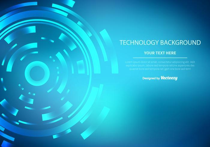 Fundo do vetor da tecnologia