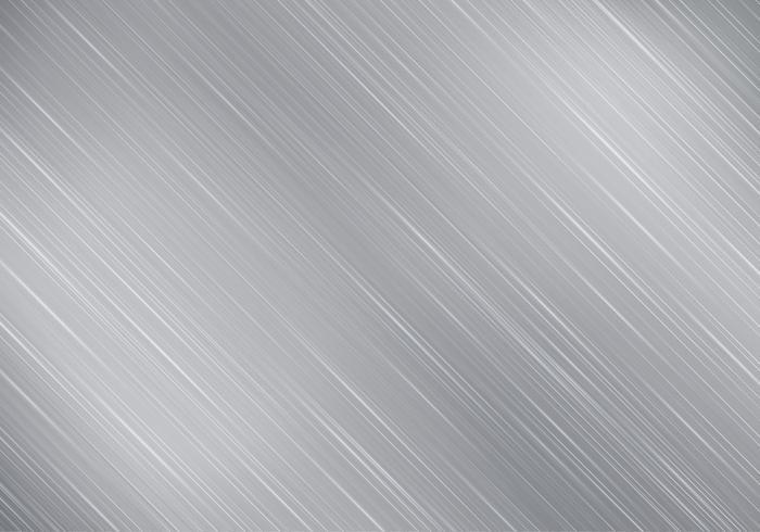Textura livre do metal cinzento do vetor