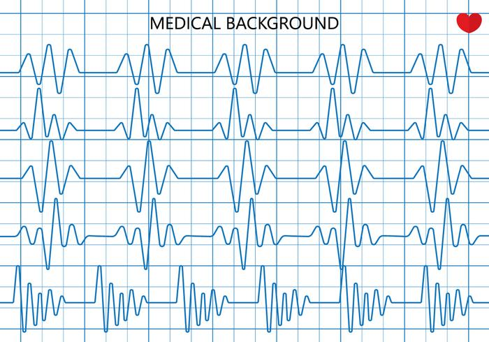 Antecedentes médicos vetor