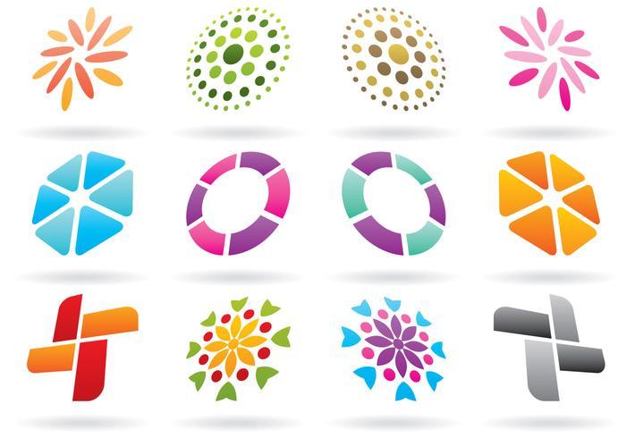 Perspectiva Logos vetor