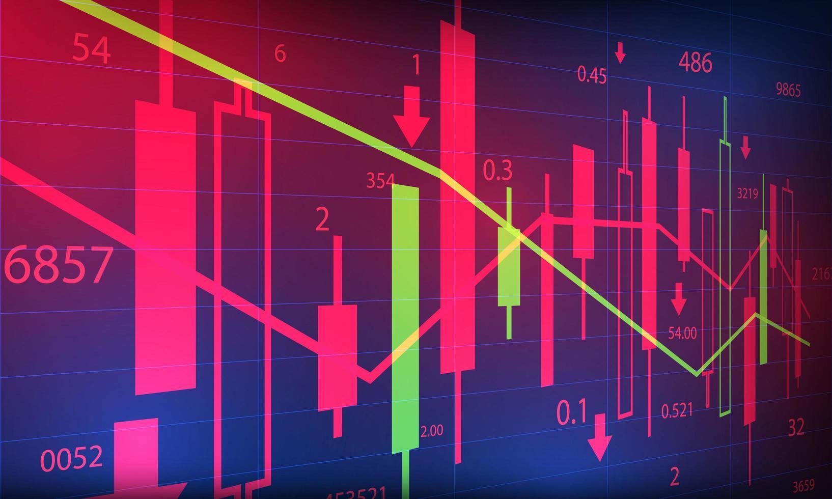 o fundo de investimento vetor
