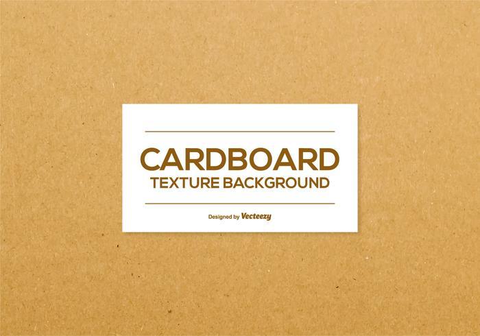 Fundo de textura de cartão vetor