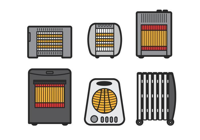 Vetor aquecedor