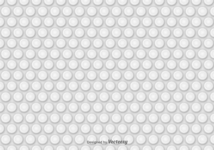 Vetor de bolhas vetoriais padrão abstrato