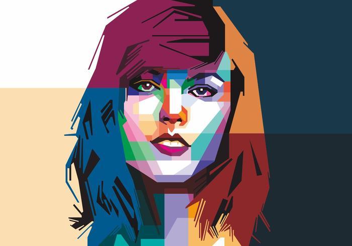 Vetor Taylor Swift