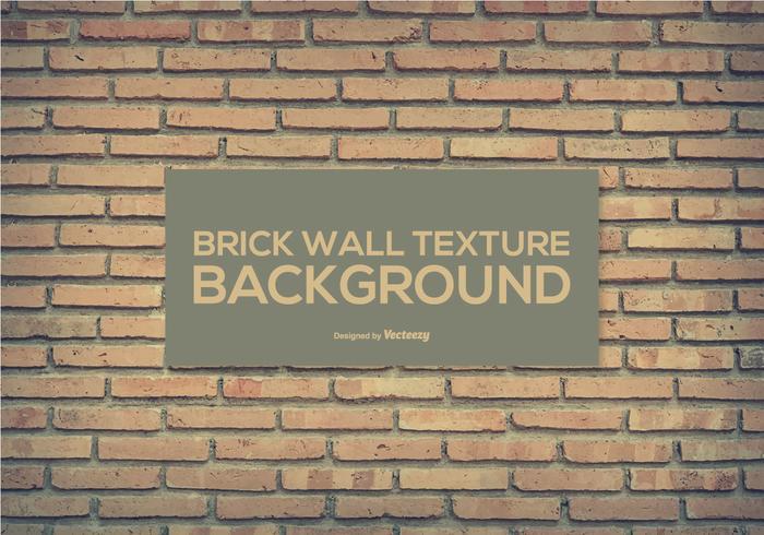 Textura de pedra da parede de tijolos vetor