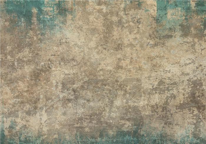 Textura livre do grunge do vetor no azul e no bege