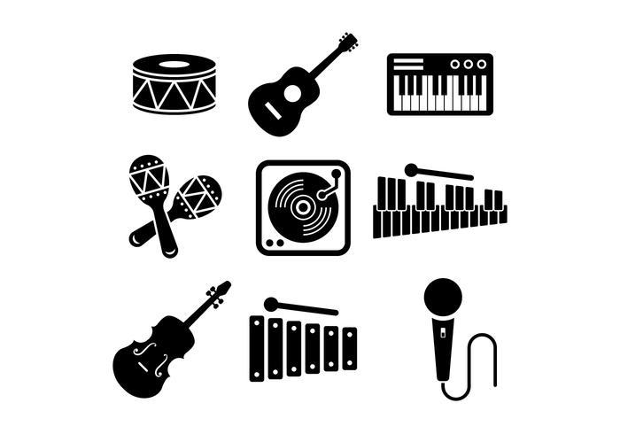 Vector de instrumento musical gratuito
